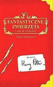 Fantastyczne zwierzęta i jak je znaleźć - J.K. Rowling, Newt Skamander