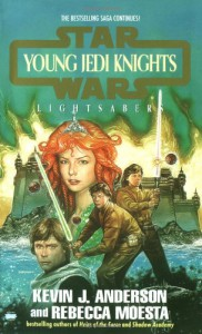 Lightsabers - Kevin J. Anderson, Rebecca Moesta