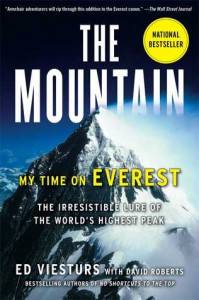 The Mountain: My Time on Everest - Ed Viesturs, David Roberts