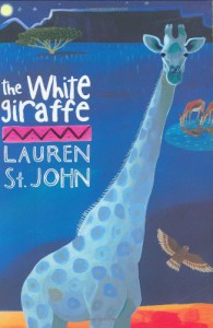 The White Giraffe - Lauren St. John