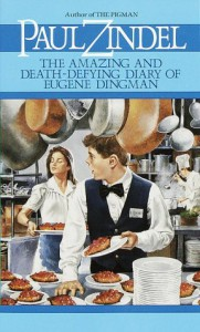 The Amazing and Death Defying Diary of Eugene Dingman - Paul Zindel