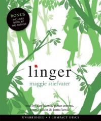Linger  - Maggie Stiefvater, Dan Bittner, Pierce Cravens, Emma Galvin