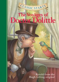 The Voyages of Doctor Dolittle - Kathleen Olmstead, Lucy Corvino, Arthur Pober, Hugh Lofting