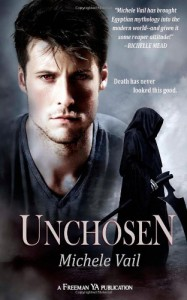 Unchosen (The Reaper Diaries #2) - Michele Vail