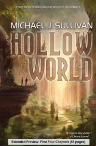 Hollow World Extended Preview - Michael J. Sullivan