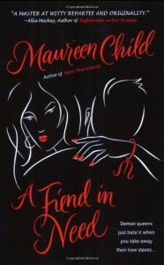 A Fiend In Need - Maureen Child