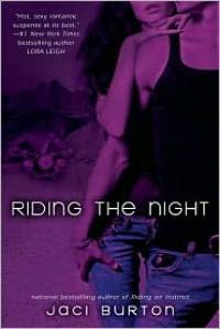 Riding the Night  - Jaci Burton