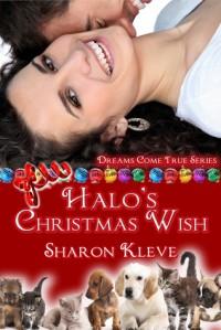 Halo's Christmas Wish - Sharon Kleve
