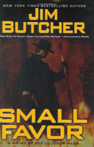 Small Favor - Jim Butcher