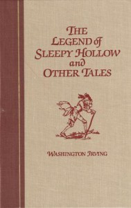 The Legend of Sleepy Hollow and Other Tales - Washington Irving, Arthur Rackham