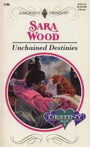 Unchained Destinies (Destiny) - Sara Wood