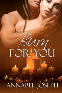 Burn for You (Club Mephisto #2) - Annabel Joseph