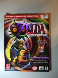 The Legend of Zelda - Majora's Mask (Prima's Official Strategy Guide) -