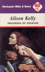 Progress of Passion - Alison Kelly