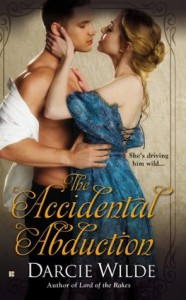 The Accidental Abduction - Darcie Wilde