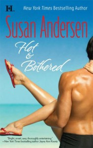 Hot & Bothered (Marine # 3) - Susan Andersen