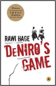 DeNiro's Game - RAWI HAGE
