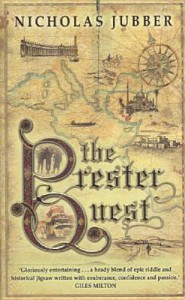 The Prester Quest - Nicholas Jubber