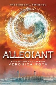Allegiant (Divergent, #3) - Veronica Roth