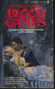 Blood Games - Chelsea Quinn Yarbro
