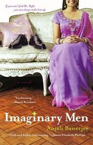 Imaginary Men - Anjali Banerjee