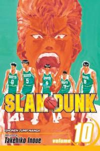 Slam Dunk, Vol. 10 - Takehiko Inoue