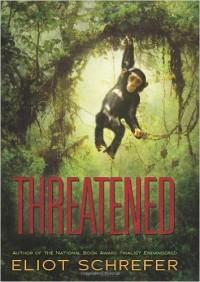 Threatened (Hardback) - Common - by Eliot Schrefer