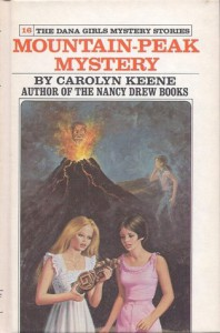 Mountain-Peak Mystery - Carolyn Keene