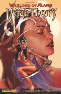 Warlord of Mars Dejah Thoris Volume 4: The Vampire Men of Saturn TP - Carlos Rafael, Robert Place Napton, Deborah Carita