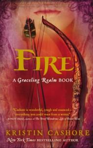 Fire  - Kristin Cashore