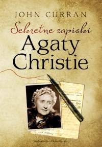 Sekretne zapiski Agaty Christie - John Curran