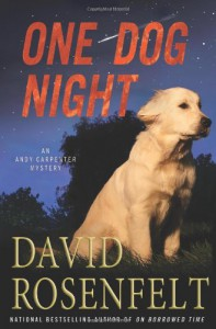 One Dog Night (Andy Carpenter) - David Rosenfelt