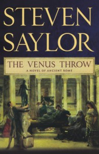 The Venus Throw  - Steven Saylor
