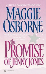The Promise of Jenny Jones - Maggie Osborne