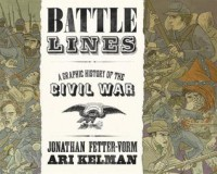 Battle Lines: A Graphic History of the Civil War - Ari Kelman, Jonathan Fetter-Vorm