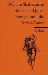 Romeo und Julia. (Taschenbuch) - William Shakespeare