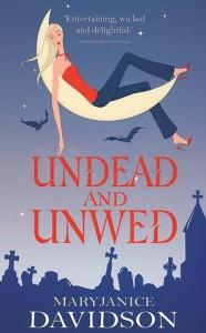 Undead and Unwed  - MaryJanice Davidson