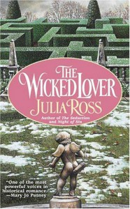 The Wicked Lover (Berkley Sensation) - Julia Ross
