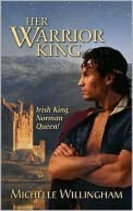 Her Warrior King (MacEgan Brothers #2) - Michelle Willingham