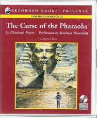 The Curse of the Pharaohs  - Elizabeth Peters, Barbara Rosenblat