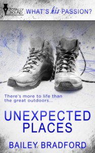 Unexpected Places - Bailey Bradford