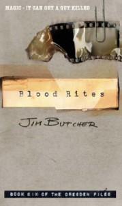 Blood Rites  - Jim Butcher