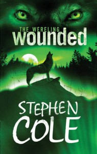 Wounded (The Wereling) - Steve Cole