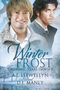 Winter Frost - A.J. Llewellyn, D.J. Manly