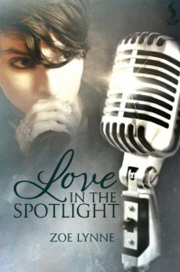 Love in the Spotlight - Zoe Lynne