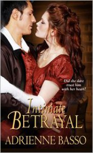 Intimate Betrayal - Adrienne Basso