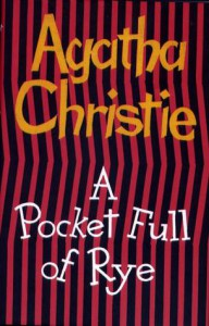 A Pocket Full of Rye (Miss Marple #7) - Agatha Christie
