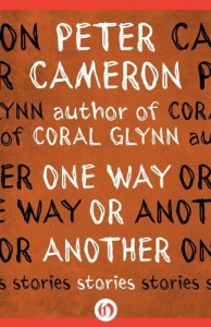 One Way or Another: Stories - Peter Cameron