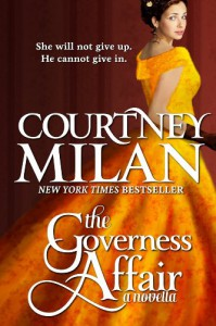 The Governess Affair - Courtney Milan