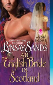 An English Bride in Scotland - Lynsay Sands